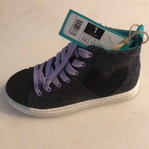Sparkly NWT High Tops